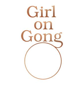 Girl on Gong